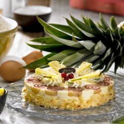 Ananas Royal Torte