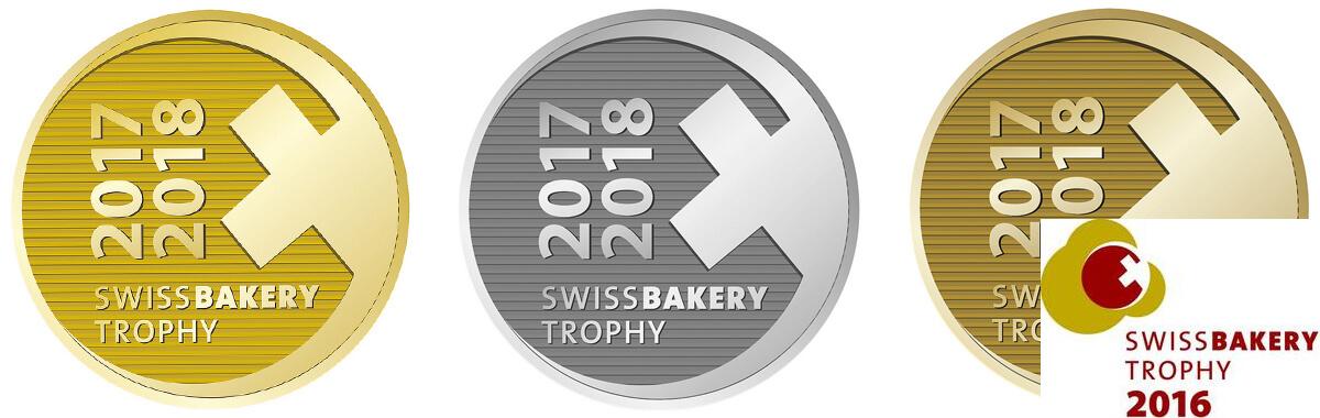 Medaillen Swiss Bakery Trophy