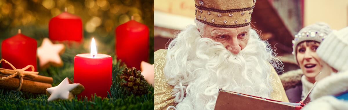 Samichlaus Advent 1
