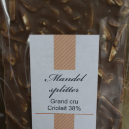Grand cru Criolait 38% Mandelsplitter