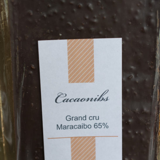 Grand cru Maracaibo 65% Cacaonibs