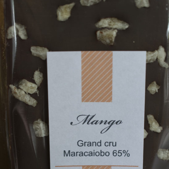 Grand cru Maracaibo 65% Mango