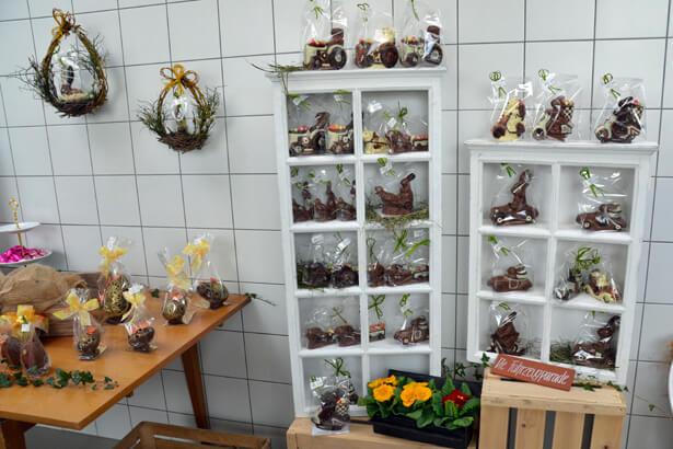 Osterhasen-Ausstellung