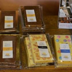 Schokolade-Tafeln hausgemacht