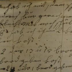 Rechnungsbuch von 1797 - 1817