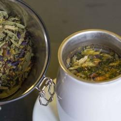 Blumenwiesen-Tee - reine Natur