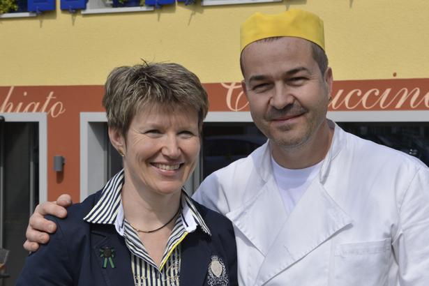 Lucia und Markus Ruckli